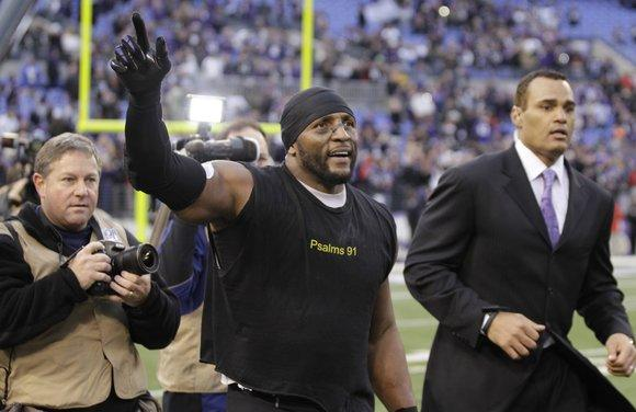 Ray Lewis Psalms 91