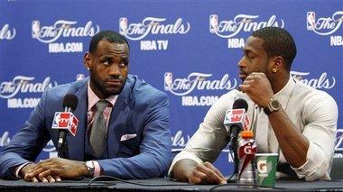 NBA Press conference